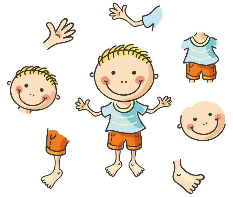 Bien connu Scopriamo il corpo umano - La Nostra Famiglia Associazione WS86